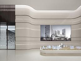 实拍:自成天地——武汉万象城商业展示中心