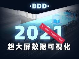 B端超大屏数据可视化设计