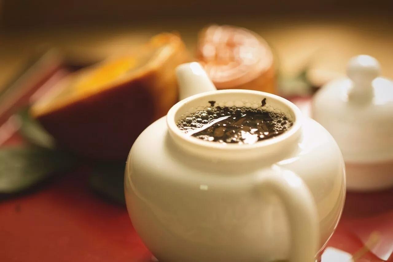 中秋茶事图片