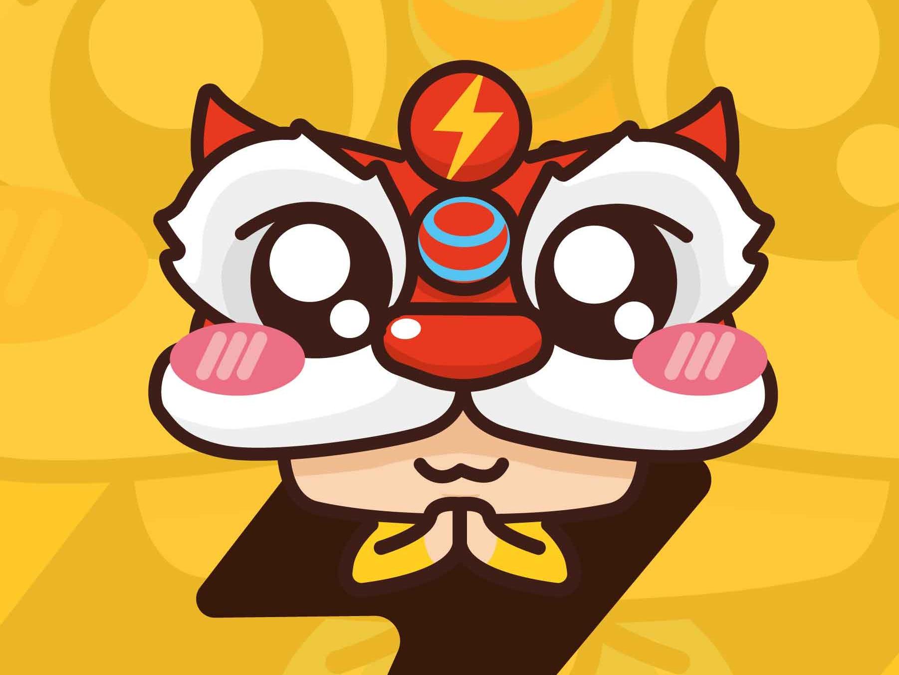 南方电网-广东电网吉祥物设计图片