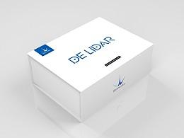 激光雷达 TF02包装盒