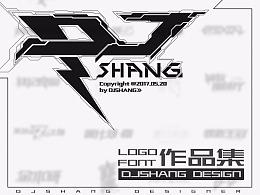 LOGO/FONT 标志字体设计作品集