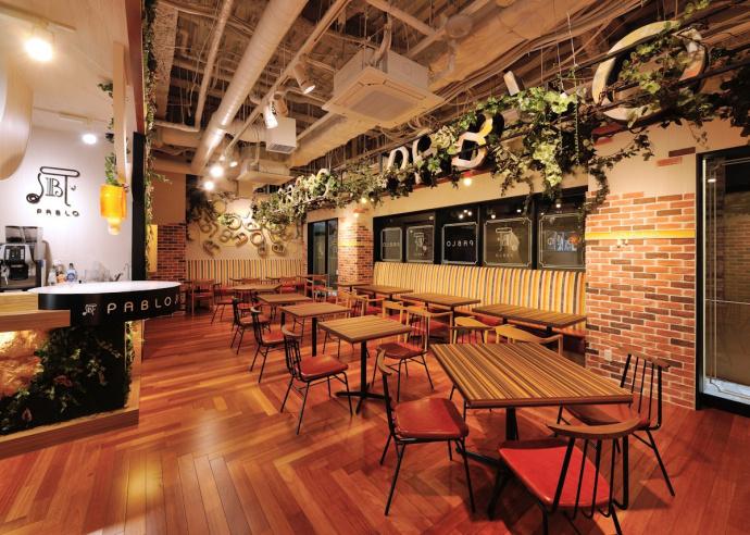 派布洛甜品店-成都甜品店装修|室内设计|空间/建筑