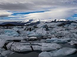 冰岛——冰川