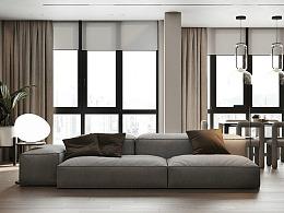 气质极简宅,一种优雅魅力的格调生活