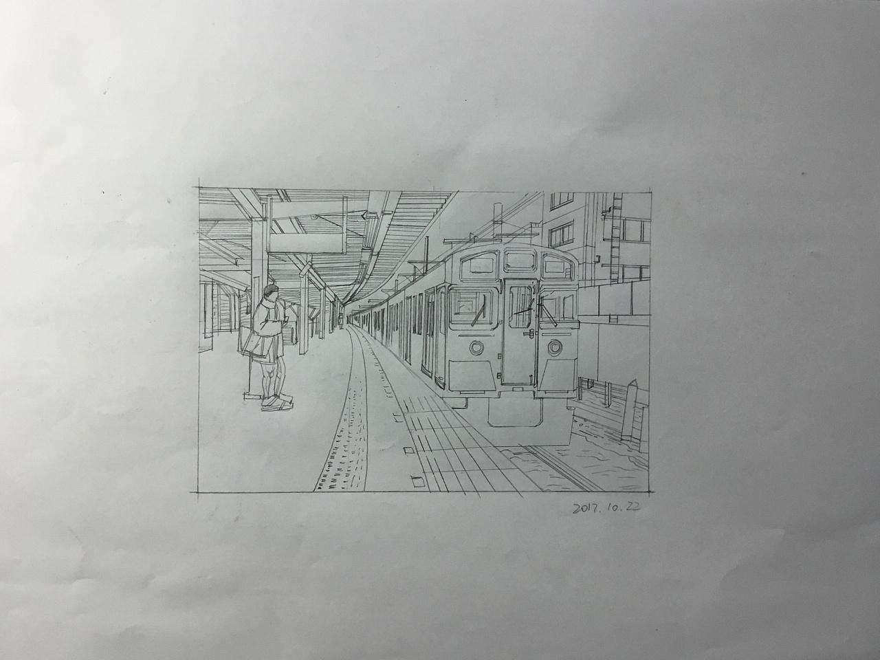 透视练习 - 原创作品 - 站酷(zcool)图片