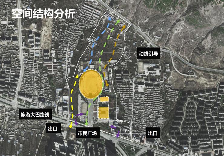 查看《【观光旅游地产规划设计】泰安旅游集散中心》原图,原图尺寸:740x515