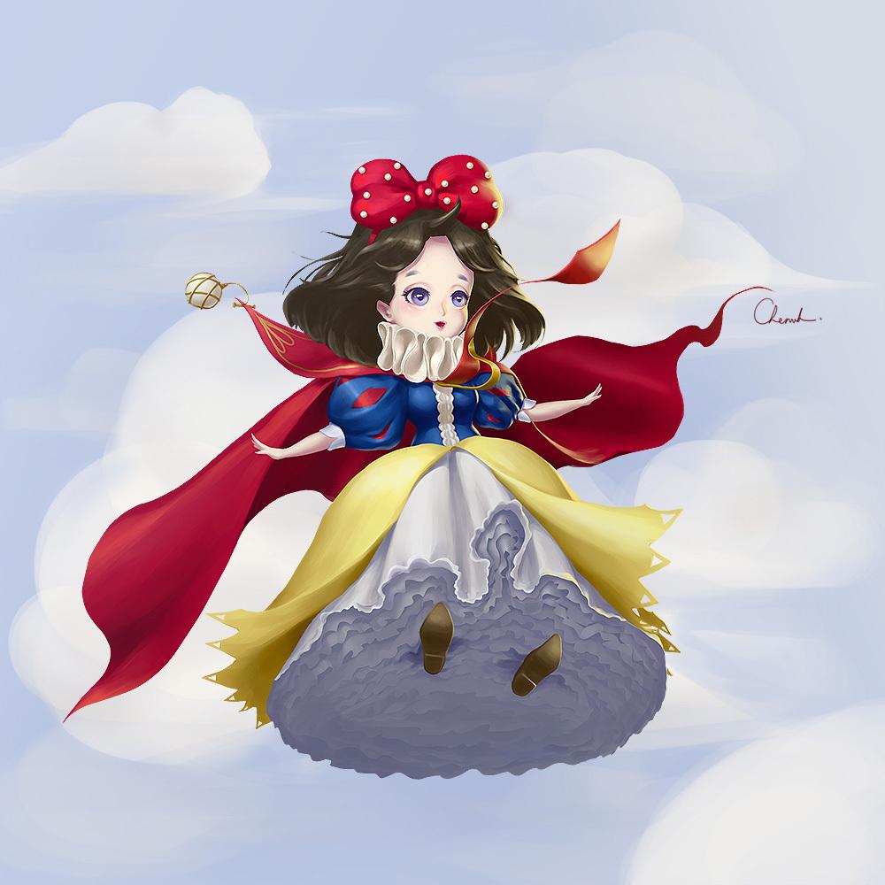 白雪公主 snow white图片