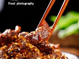 牛肉干拍摄 | 产品拍摄 | 成都美食摄影