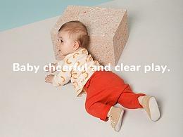 <SENERON>美国母婴品牌 品牌VIS视觉展示