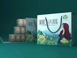 鸡蛋包装设计 鸡蛋礼盒包装设计 农产品包装设计公司