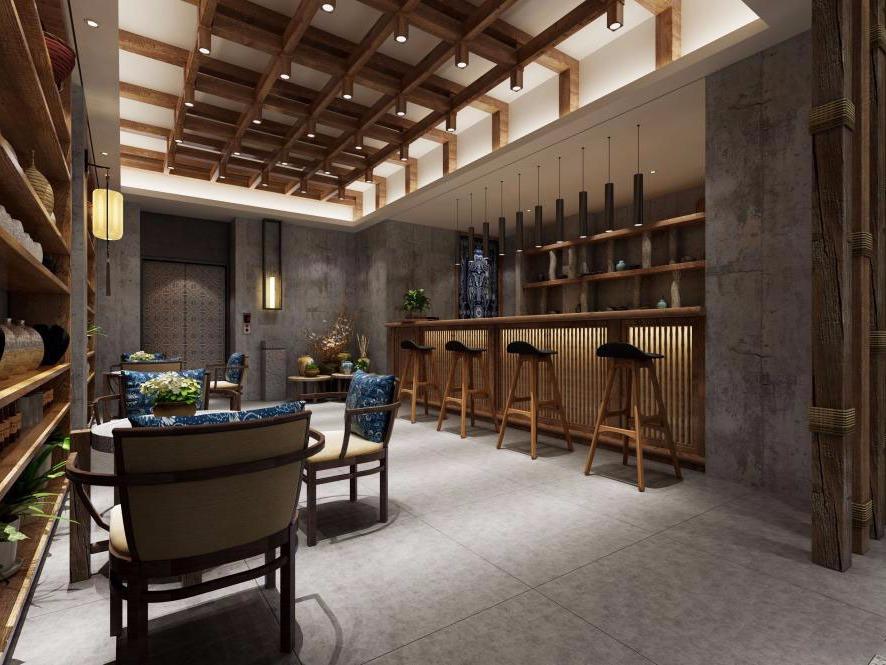 青岛酒店建筑设计,酒店设计规范,精品酒店设计西安别墅庄酒图片