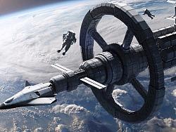 行星际飞船概念