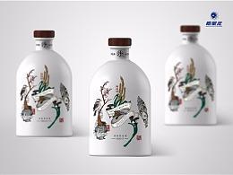 IAI获奖作品:汾酒包装设计——柏星龙