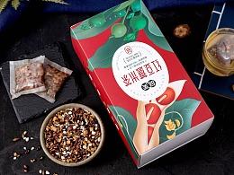 红豆薏米茶 代餐粉 谷物粉 花茶