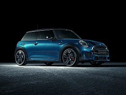 MINI JOHN COOPER WORKS_FULL CGI WORK