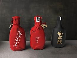 【哏都烈白酒包装】天津人的白酒 by 小狼君LangcerLee