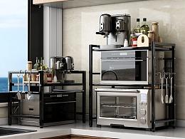 天猫厨房置物架