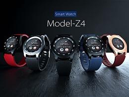 巨人谷制作-智能手表Z4(客片)
