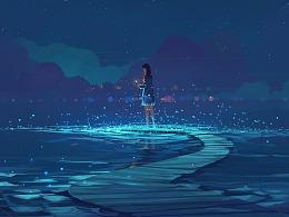 藏在心底的海洋