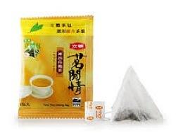 改變台灣茶葉生態的三角包