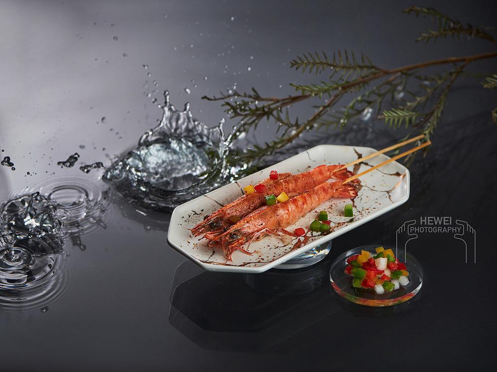 风林美食-菜单摄影/全集摄影合胃菜谱摄影工羊筒骨做法大火山图片