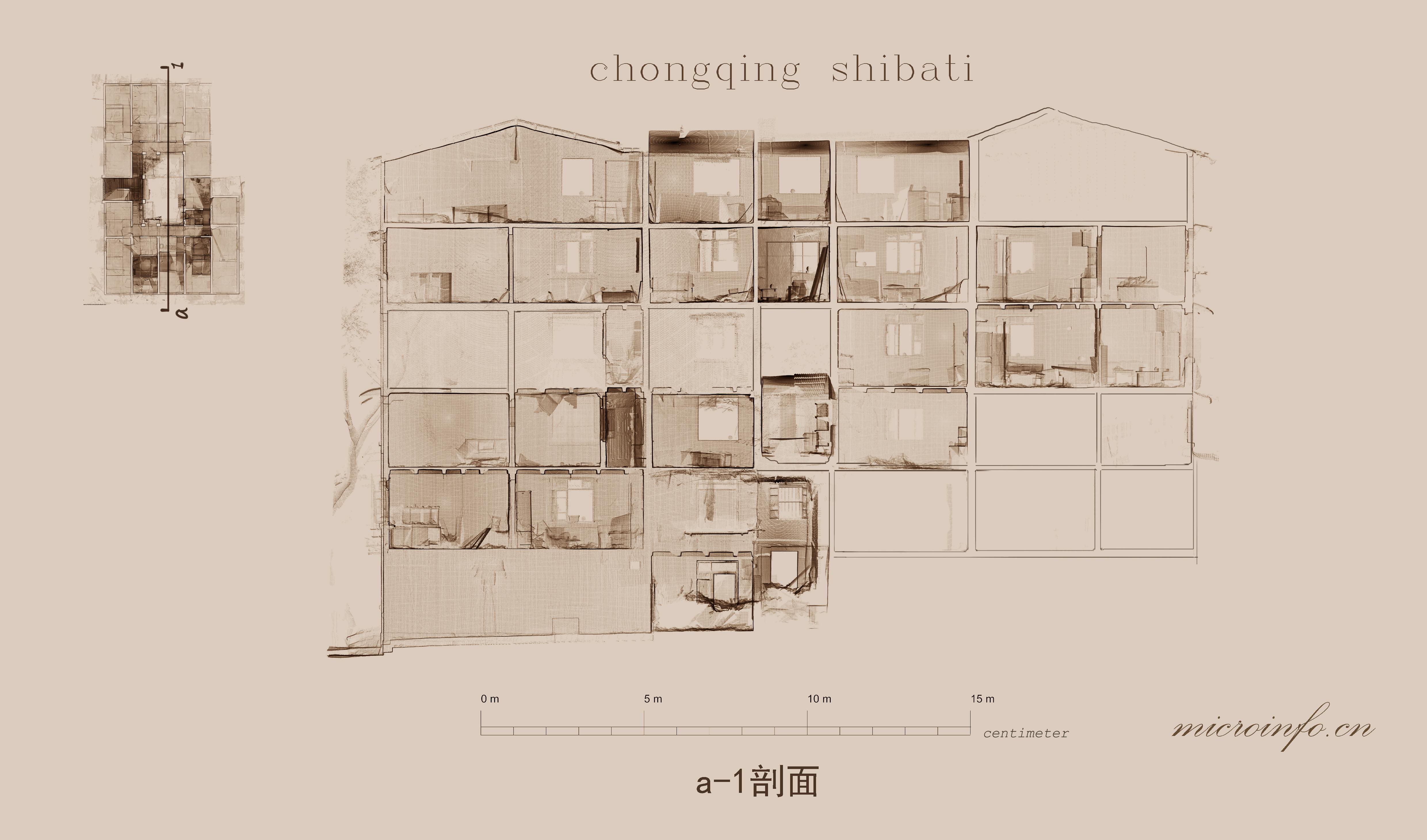 旧房子 三维 建筑/空间 余子根 - 原创作品 - 站酷