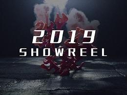 姗姗来迟的2019 ShowReel