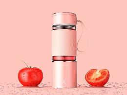 便携式果汁机(果汁杯)