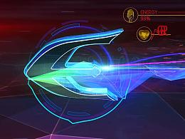 北京卫视《歌手是谁》第一季片头动画设计
