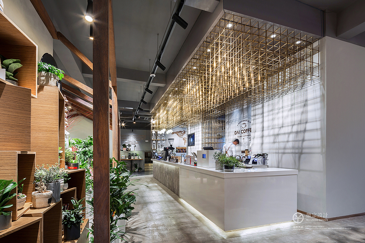 代字行空间空间设计|商业|室内设计|huizongv空间上海少典室内设计事务所怎么样图片