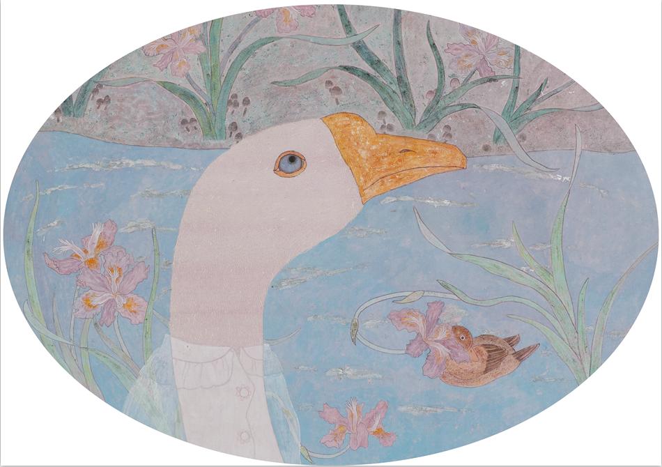 查看《动物界春天》原图,原图尺寸:950x670