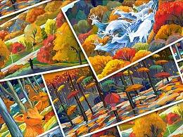 四季 | 秋之乐章
