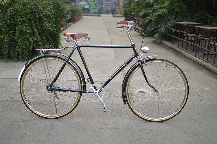 凰邮政28加装自行车改装复古自行车