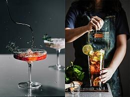 暗调 | 玻璃 | 饮品