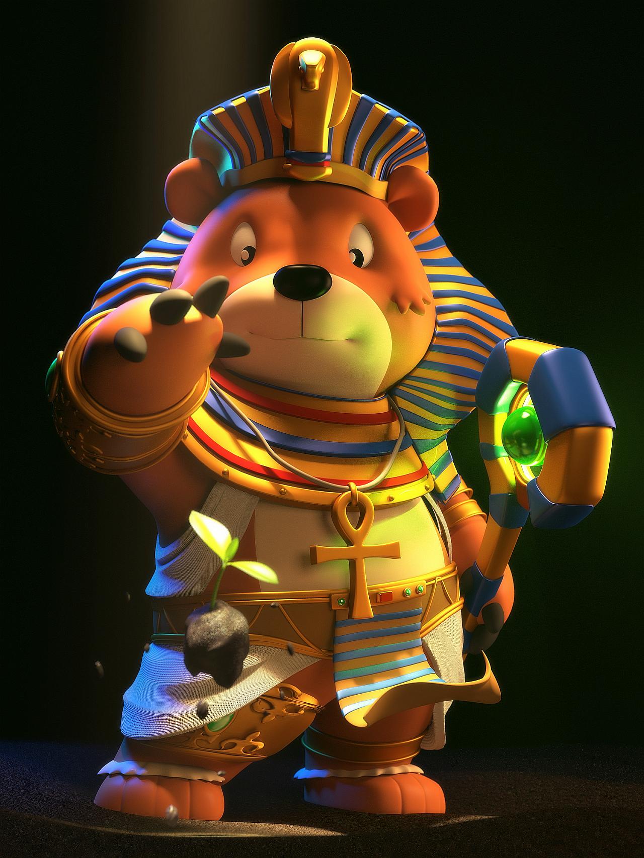 埃及法老王