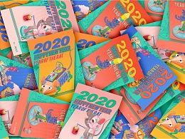 2020新年快乐~