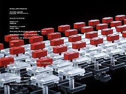 「Morgrie」机械键盘品牌焕新|美潮案例