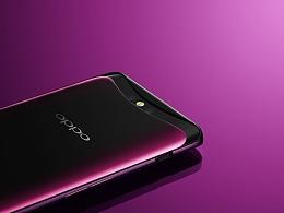OPPO FIND X 手机修图