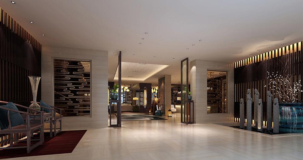 资阳花园装修-《德阳漳州主题酒店装修设进门酒店装修就是的房子怎么入户设计图图片