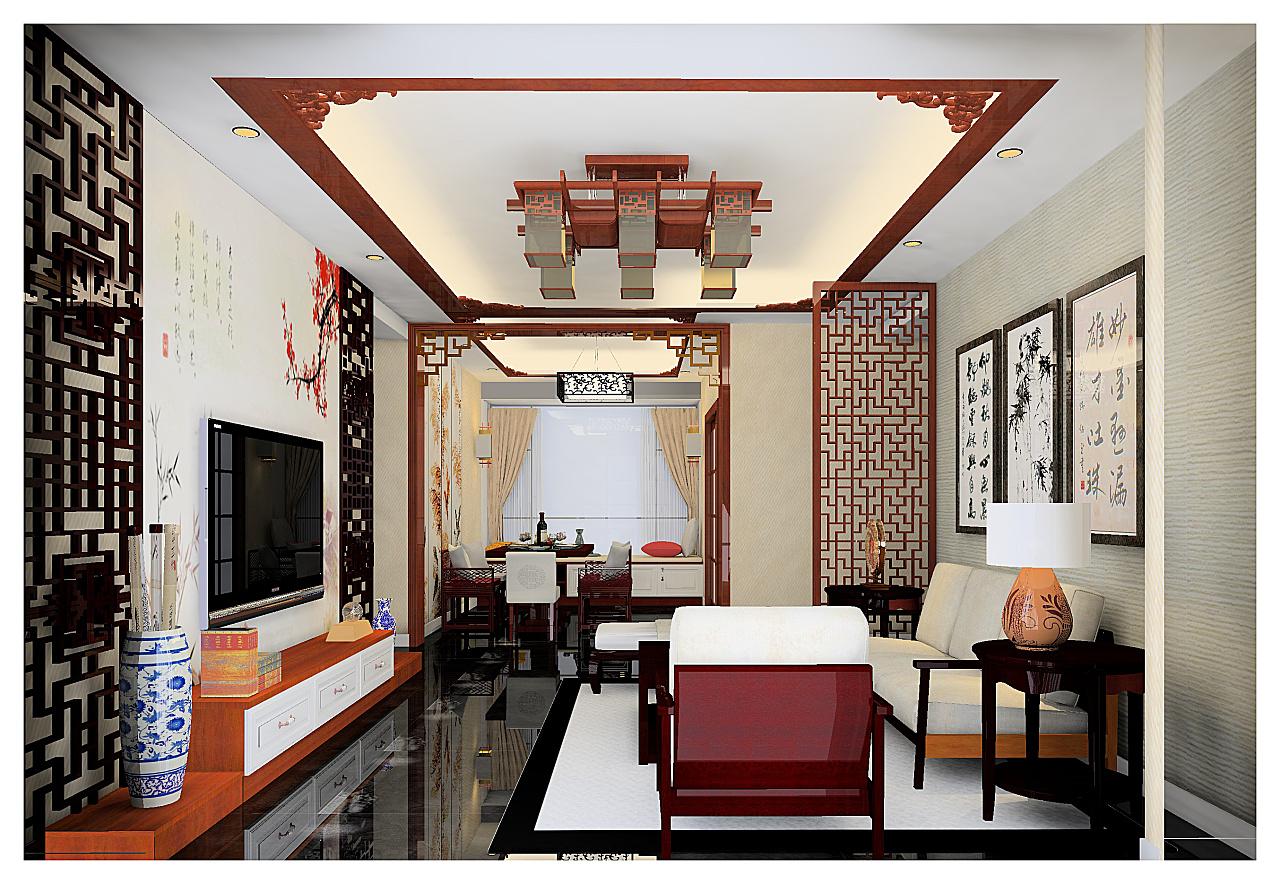 空间 古风 室内设计 一乘-原创作品-站酷(ZCvi设计和ai设计的区别图片