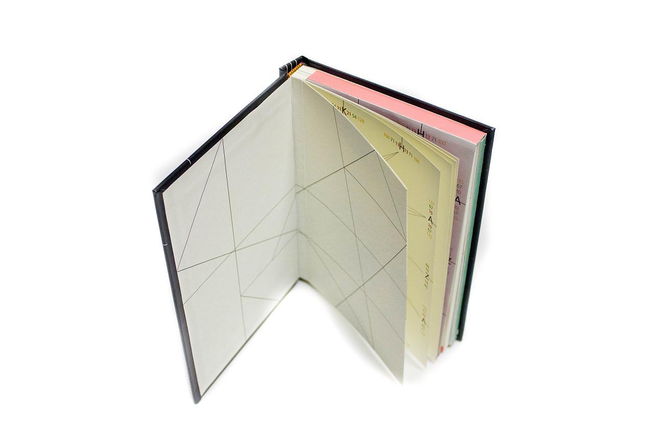 《哈扎尔辞典》书籍再设计2图片
