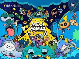 MOJI FAMILY 「不可思议的宇宙」