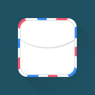 邮件icon|ui|图标|葡小萄_yu - 原创作品 - 站酷