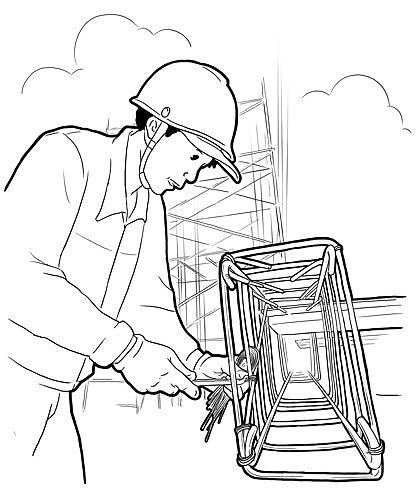 建筑工人 丛书