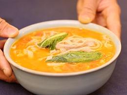 食养频道极致素食 第二十五季 茄汁养心面