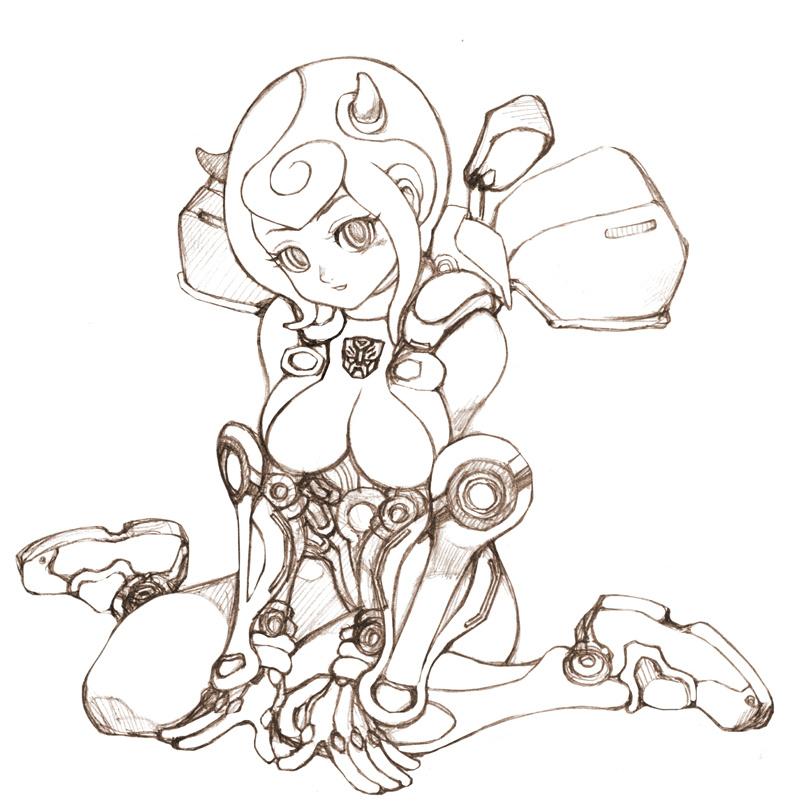 ♀-大黄蜂
