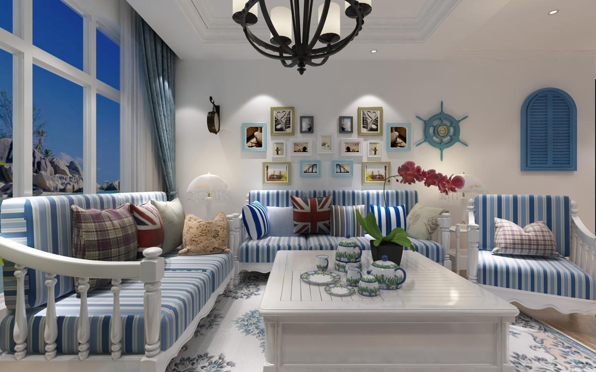 地中海|空间|室内设计|高小欧gy - 原创作品 - 站酷