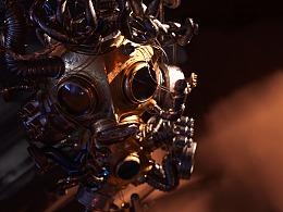 毒瓦斯 · 战争机器[概念设计]
