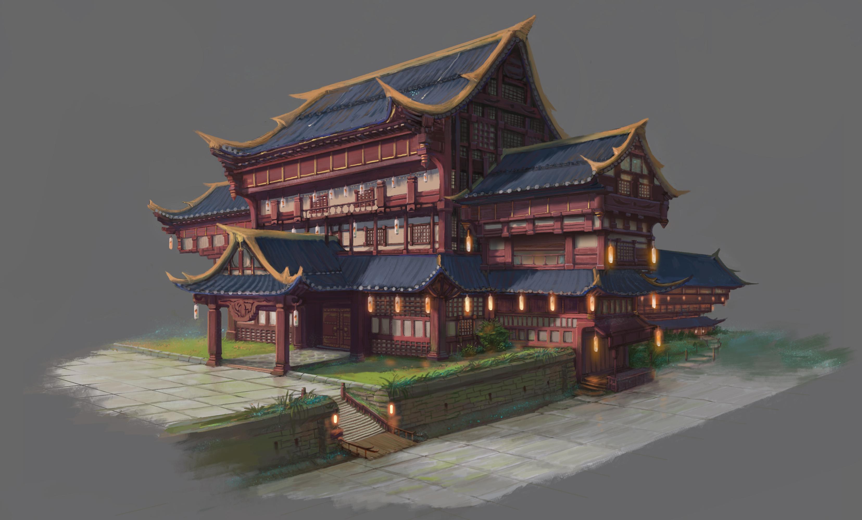 建筑设计图片
